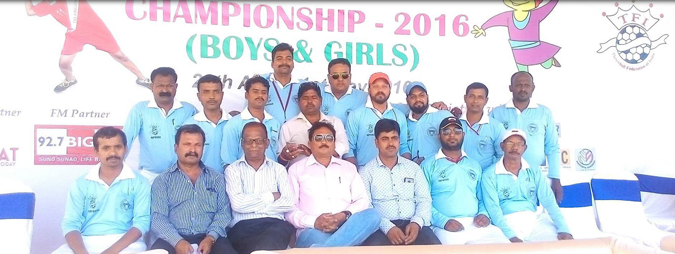 Throwball India Federation of India